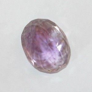 Purple Amethyst Oval 5.80 carat