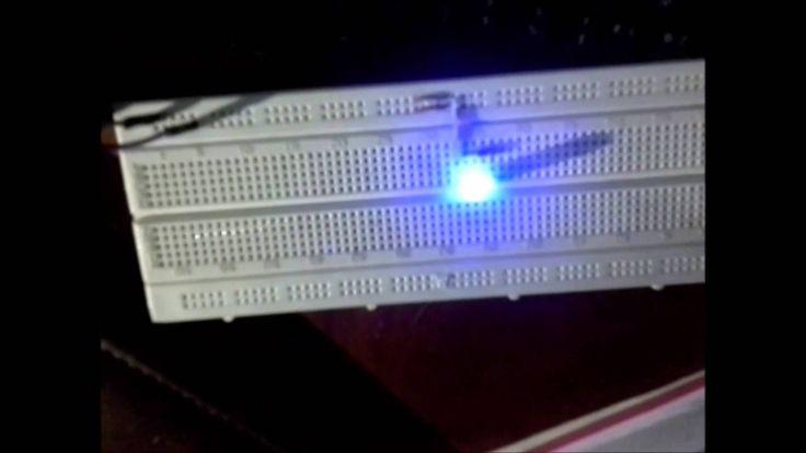 Arduino LED Intermitente