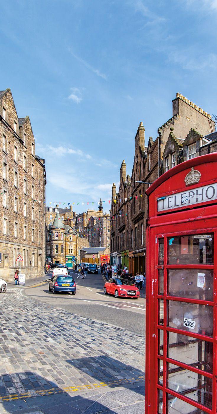 Edinburgh Festivals Guide