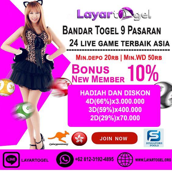 ♣ Bo togel bonus deposit harian