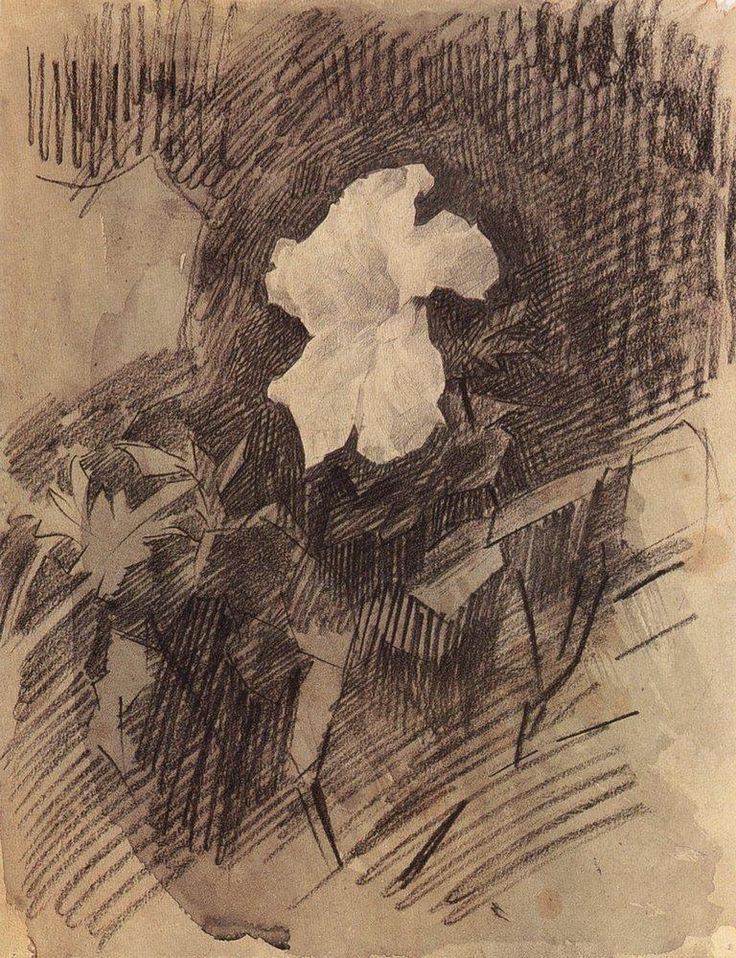 White azalea, Vrubel