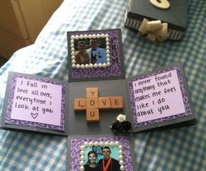 15 Romantic Scrapbook Ideas for Boyfriend - Hative