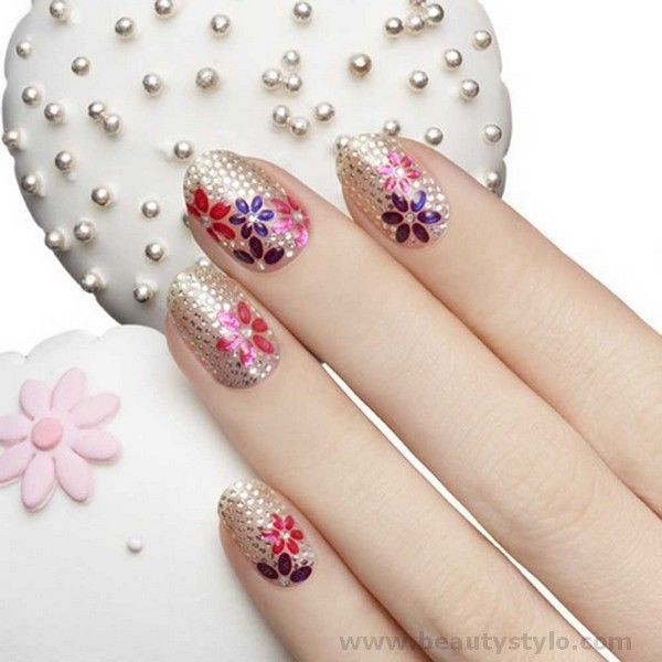 delicate  Fantastic Apply Nail Decals