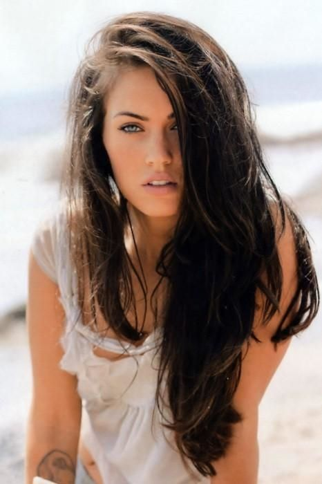 Hair  A large collection of photos of beautiful girls on the beach, in the car, in the countryside. Look more... #girls #sexygirl