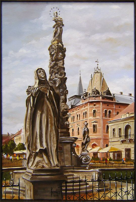 Immaculata, Košice