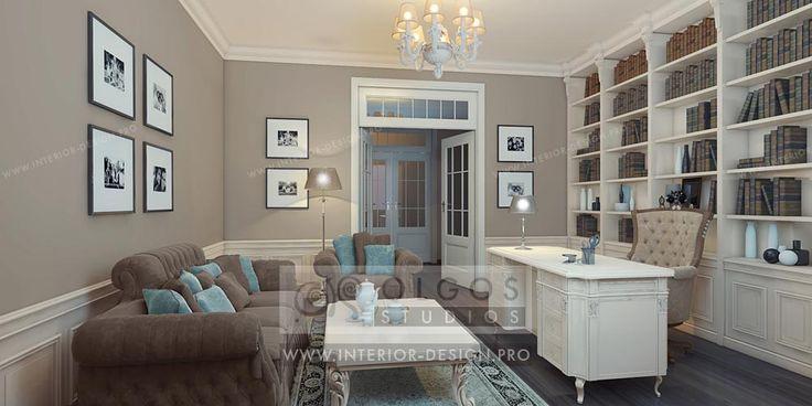 Дизайн кабинета, фото интерьеров http://interior-design.pro/ru/dizayn-kabineta-photo-interyerov Study Room Interior Design http://interior-design.pro/en/study-room-interior-design Darbo kambario interjero dizainas http://interior-design.pro/kabineto-dizainas