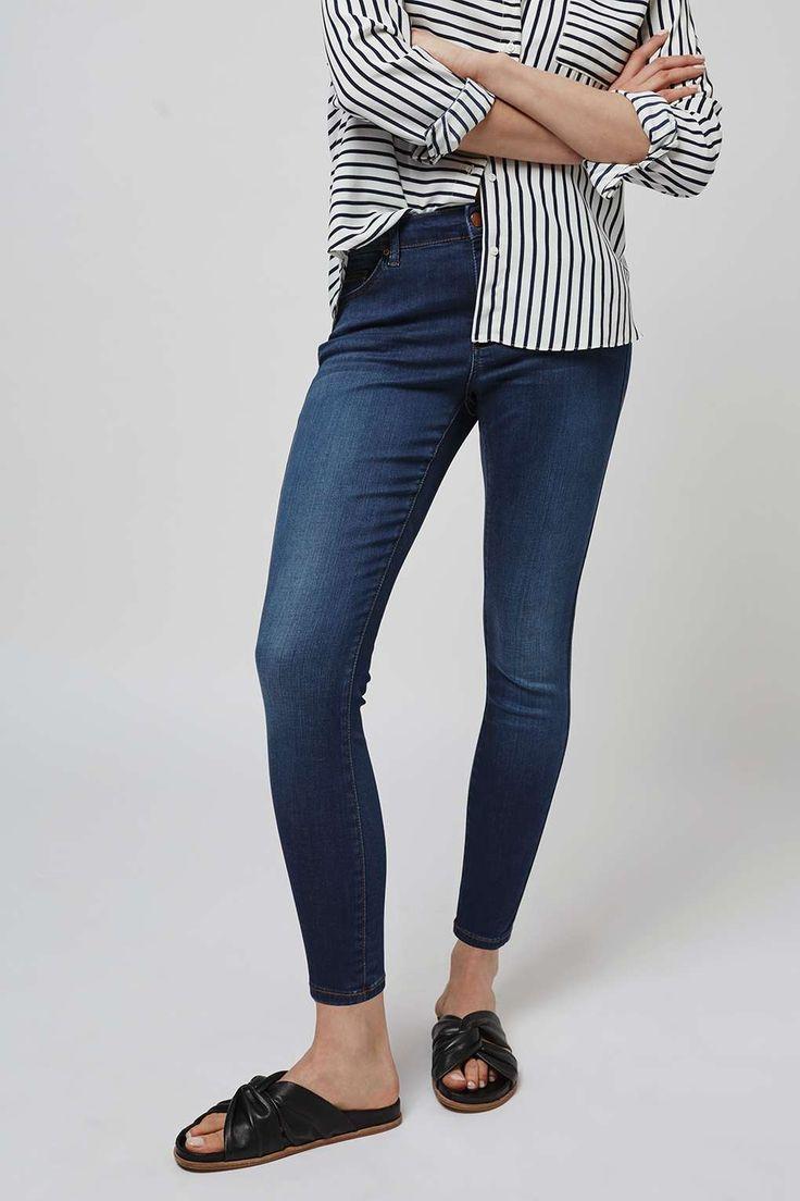 PETITE MOTO Leigh Jeans - Topshop 2628