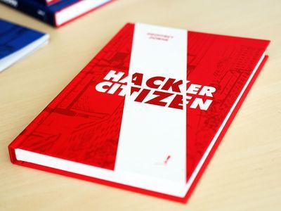 Hacker Citizen — book cover