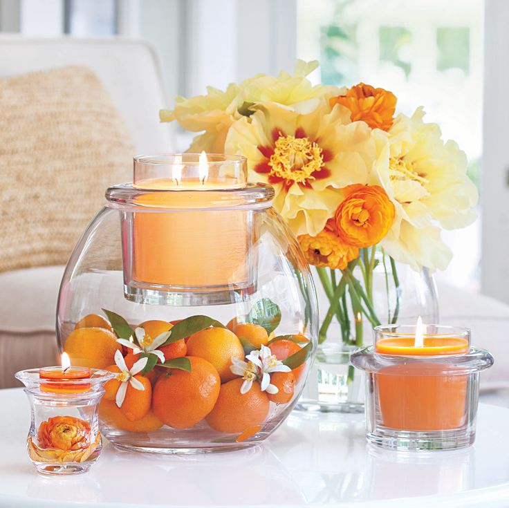 Jump for Juicy Clementine Joy with PartyLite!