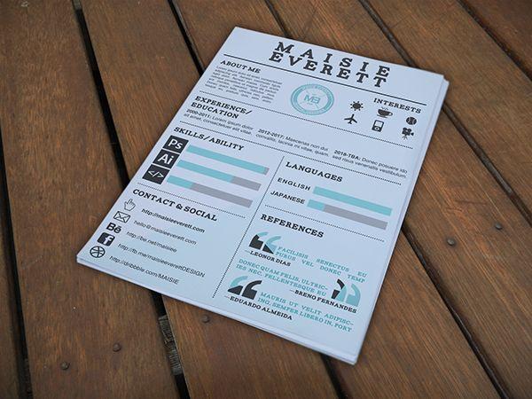 113 best Modèles de curriculum - CV templates images on Pinterest - sample sap bw resume