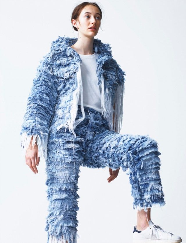 WGSN-Faustine-Steinmetz-Spring-Summer-2015-London-Fashion-Week-Lookbook-Newgen-7