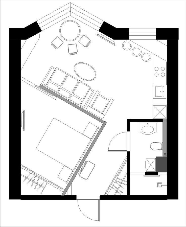 Проект перепланировки квартиры по цене 150р./м.кв. #однушка #однокомнатная #квартирастудия #комната #перепланировка #интерьер #дизайн #ремонт #дизайнпроект #квартира   +79172106026 viddizign@gmail.com https://vk.com/pereplanirovkaonlain