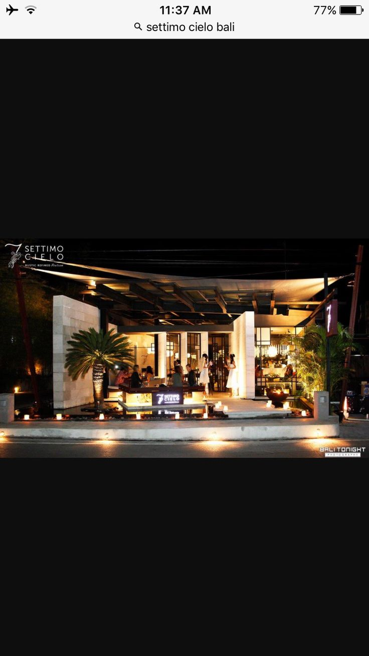 This place has missed our radar for over 3 months, then it was on the want'a try for a few more, finally we stopped in, It's one of the best upscale Italian dining experiences in Seminyak and Bali