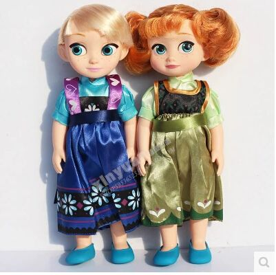 Disney Toys 2015 Frozen Princess Dolls For Girls Frozne Elas And Anna Cheap Kids Cute Cartoon Toys Juguetes Ty026 - http://manydolls.com/?product=disney-toys-2015-frozen-princess-dolls-for-girls-frozne-elas-and-anna-cheap-kids-cute-cartoon-toys-juguetes-ty026