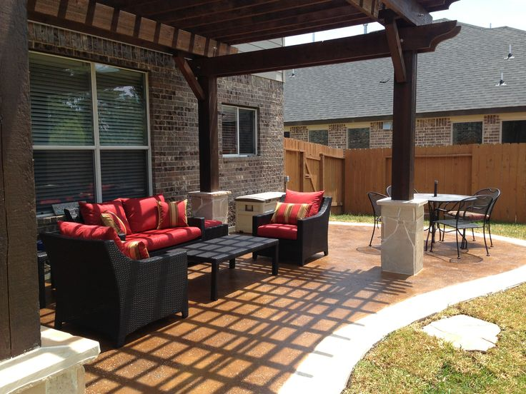 The Western Patio Company Is A Rustic Outdoor Living Contractor Serving The  Greater Houston Texas ...