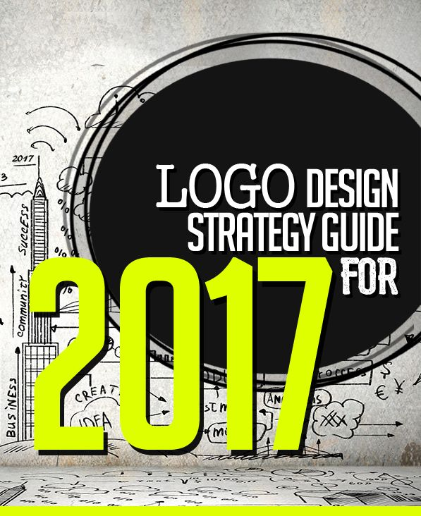 Logo Design Trends and Strategy Guide for 2017 #brand #logodesigntrends #trends2017 #brandstrategy