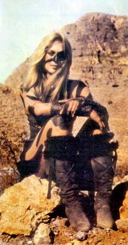 Sandahl Bergman, Conan the Barbarian (1982)