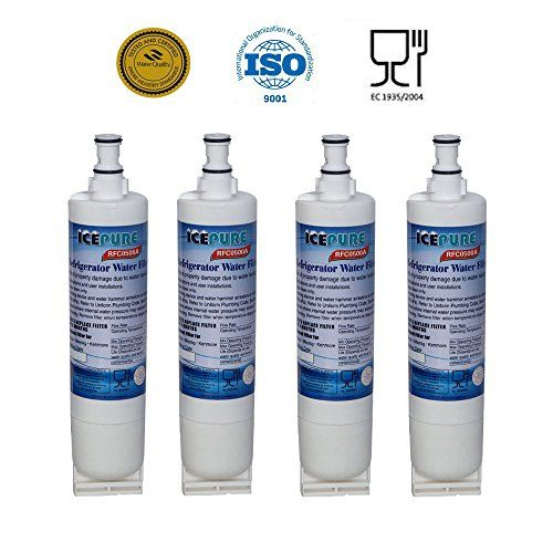 Premium Whirlpool 4396508, 4396510 Compatible Refrigerator Replacement Water Filter, Replacement PUR Water Filter for Kitchenaid Maytag…