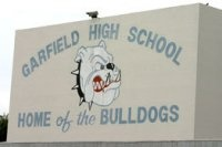Garfield High School~ where I started High school at ~ went for the 10 th grade