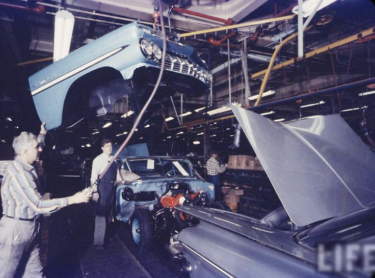 1000 Images About Gm Assembly Line On Pinterest Cars