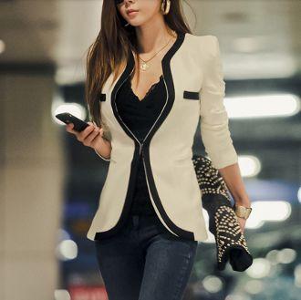 Women's  Blazer business casual