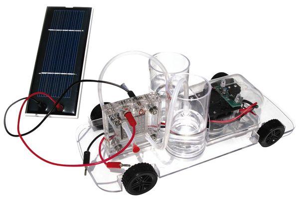 Horizon Fuel Cell - Voiture à hydrogène - Fuel cell car