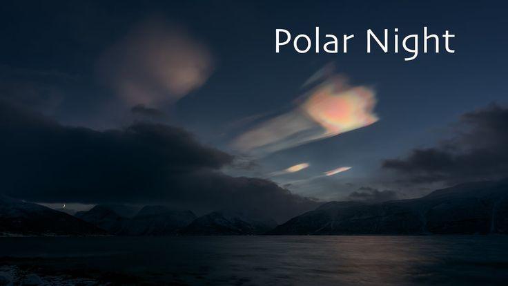 "Inspiring TimeLapse ""Polar Night"" - Life Above the Arctic Circle - http://blog.planet5d.com/2016/02/inspiring-timelapse-polar-night-life-above-the-arctic-circle/"
