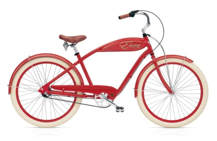 Bike Exchange Indy Electra Indy Red i