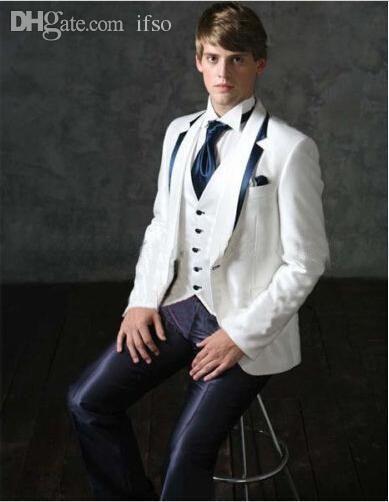 Wholesale cheap jacket ktm online, gender - Find best wholesale-2016 custom made men fashion designer wedding groom tuxedo…