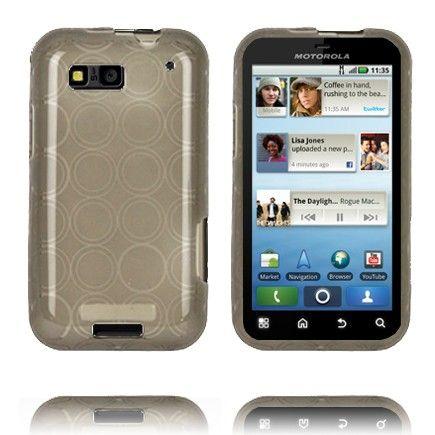 Amazona (Grå) Motorola Defy Deksel