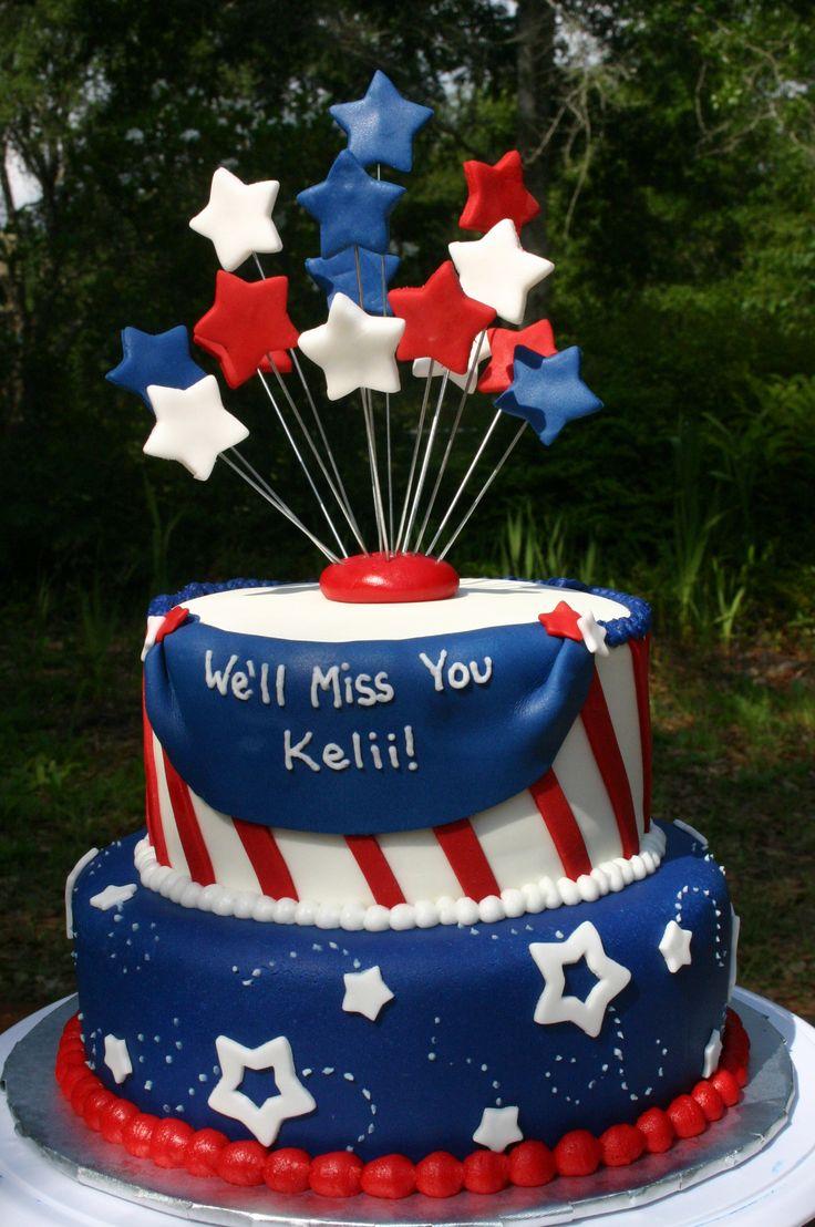 """Résultat de recherche d'images pour """"birthday cake american decoration"""""""