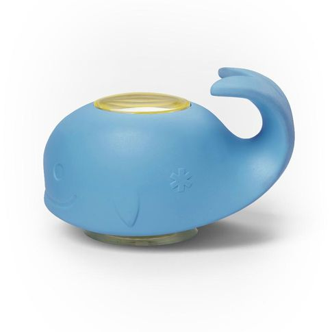 Skip Hop Moby Floating Baby Bath Tub Thermometer - Blue