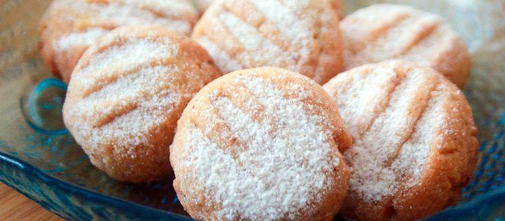 Krehké maslové sušienky a voňavý aníz. #recept #susienky #aniz