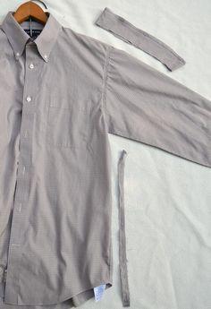 Great Shirt Alterations Tutorials
