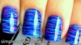 Nail art tutorial youtube channel