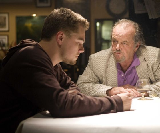 The Departed Martin Scorsese: The Reason I Get The Lazies