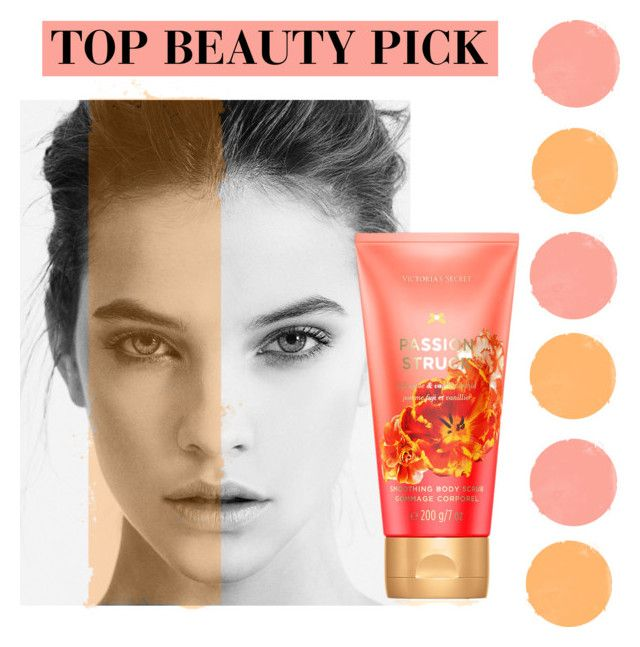 Beauty Scrub by clareceq29 on Polyvore featuring beauty and passiofruit