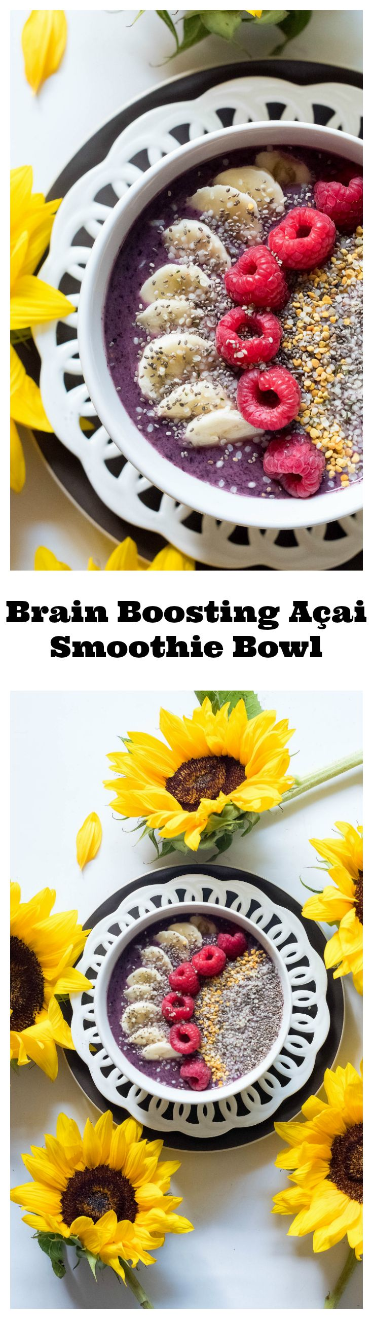 Brain Boosting Açai Smoothie Bowl Recipe