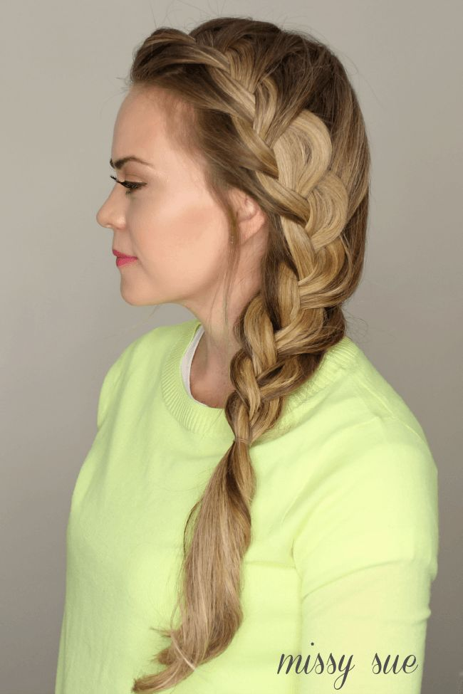 hair hair styles 25 best ideas about side braids on 1895