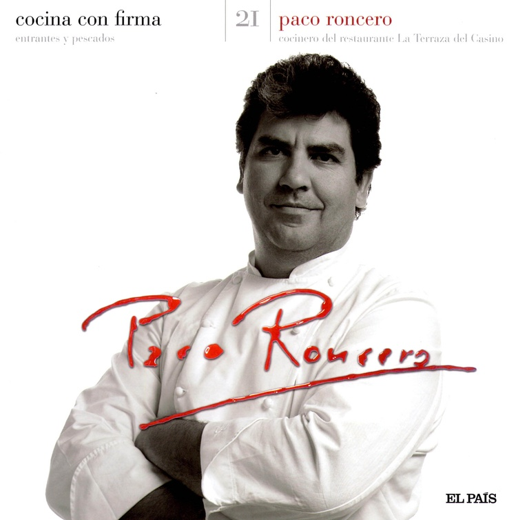 12 best chef paco roncero tapas images on pinterest - Cocina con paco ...