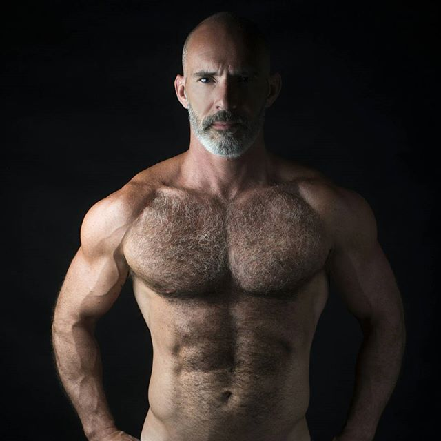 Gay hairy older men