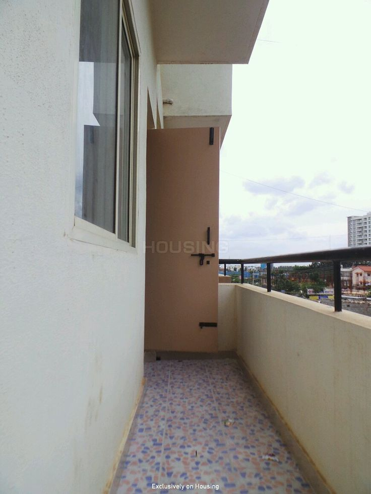 Attached Balcony with Living Room -  For Rent
