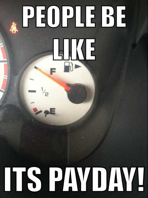Lol payday people be like full tank humor funny