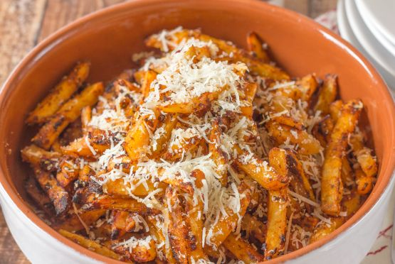 http://www.food.com/recipe/oven-style-pizza-fries-96082