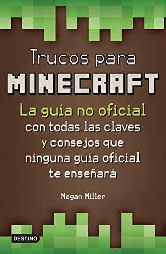 Trucos para Minecraft (Spanish Edition) @ niftywarehouse.com #NiftyWarehouse #Minecraft #Geek #Gaming #VideoGames