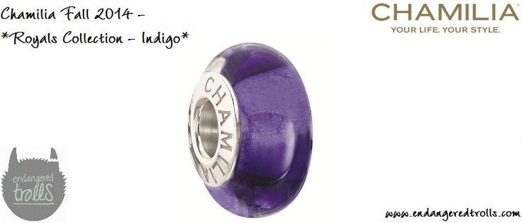 Chamilia Royal Collection Indigo