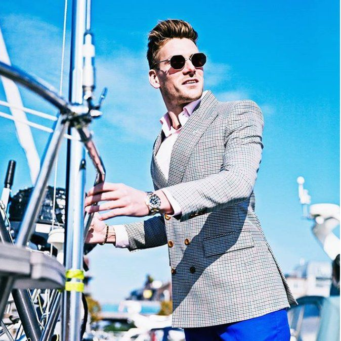 PIETER PETROS || ANTWERP I || Train your mind to see the good in every situation. #pieterpetros #antwerp1 #PPsuits