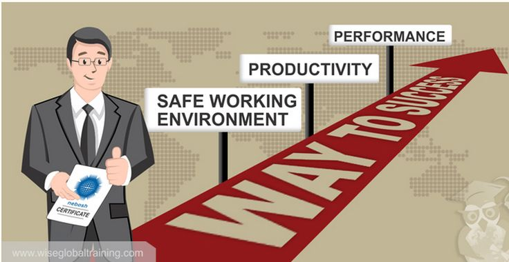 To get proper idea about them just click http://WiseglobAltraining.com/health-safety-training/nebosh-courses//nebosh-national-general-certificate/  The NEBOSH National General Certificate educates that workplace safety is the duty of all stakeholders. This means that while the employer must do everything in his power to keep the workplace environment safe and healthy, the employees should also watch out for potential danger.