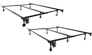 $70, Groupon, Structures Universal Adjustable Bed Frame