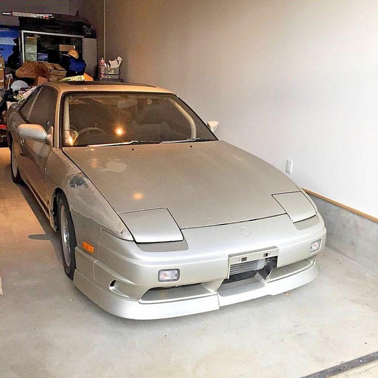 Nissan S13 Silvia Onevia 180sx Type X Kouki – Sr20det Mt 5 Speed Turbo Jdm Oem